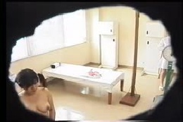 驚愕!!産婦人科2 トイレ検尿 診察室検診