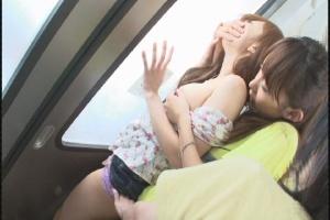 無料動画 素人 痴女 レズ 企画クンニ 痴漢 キス/ベロちゅう