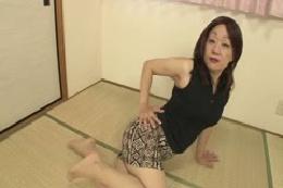 ★熟女のストリップ・ダンス/Sさん(49歳)其の二★