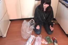 【観察フェチ】★裸で料理 Vol.1★