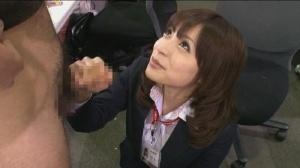無料動画 女優(単体作品) 企画フェラ 後背位 手コキ キス/ベロちゅう美少女スーツOL