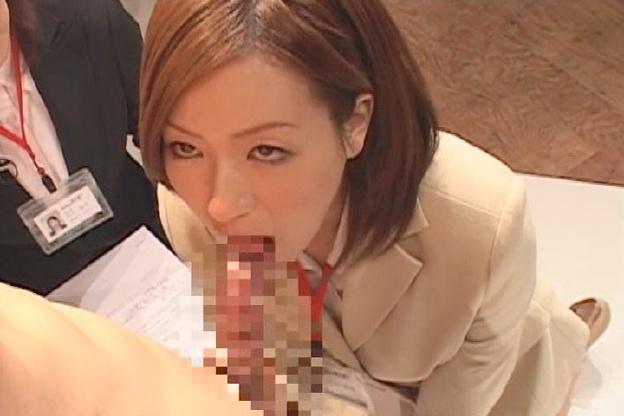 歴代No.1「超絶美人女子社員」小山奈美の公開生SEX付きフ…