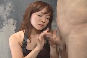無料動画 熟女手コキ
