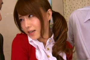 授業後呼び出されて犯られまくる淫乱ドM女教師  吉沢明歩 エロ動画