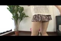 【剛毛フェチ】剛毛の熟女53歳☆ストリップ・ダンスでぱっくり…