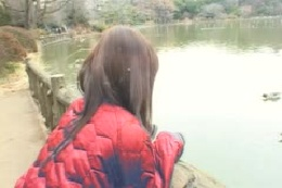 おくさんぽ 都内在住(仮)新堂里佳さん32歳 神奈川県在住(…