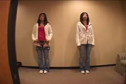 【ぱんちゅ】女子の生パンツをガン見する特集動画☆アソコもお尻…