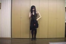 【ヌード】黒髪のニーハイお姉さんのパイパンま●こ!くびれをお楽しみください♪♪♪