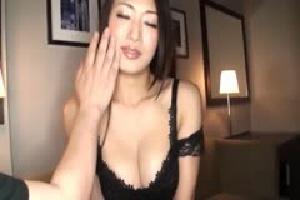 無料動画 巨乳パイズリ フェラ 手コキ 淫乱