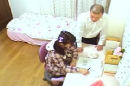 家庭教師の淫行記録