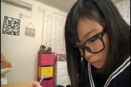 むっつりスケベなめがねっ娘 5 真面目な少女が眼鏡を外すとき…