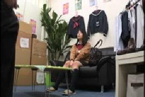 無料動画 女子校生のぞき美少女 ロリ系・萌系