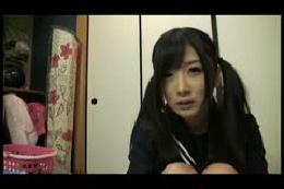 横浜から家出してきた神待ち少女