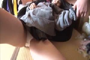 無料動画 女子校生美少女制服