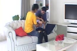 近親相姦 父と娘の狂った欲情ハメ撮りホームビデオ