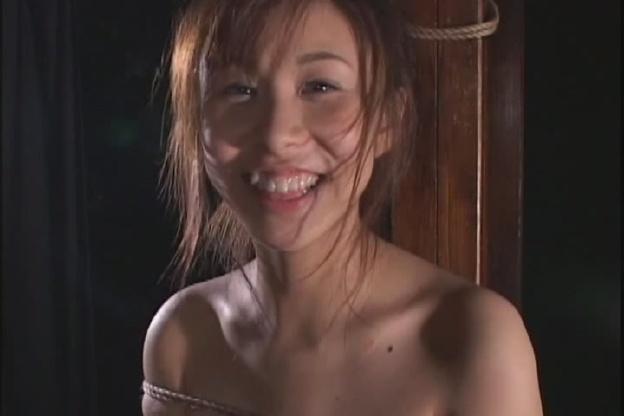 むっちり尻縄淑女VS.全身アミタイツ.魅惑の腰つき