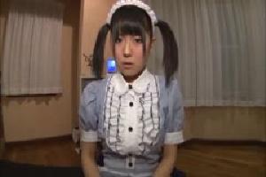 無料動画 マニア美少女メイド 制服