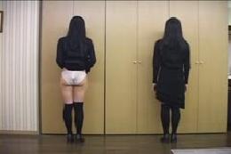 素人女子が私服で生パンツ見せてくれた。 それをじっくりガン見…