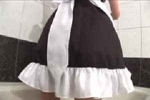 無料動画 中出し コスプレ美少女メイド