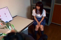 女子校生裏口入学猥褻取引