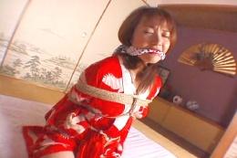 緊縛コスプレ22 星野彩香&稲羽理々