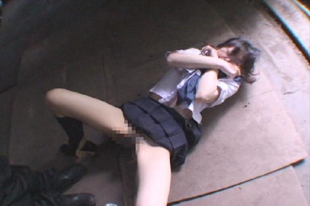 少女、拉致、輪姦 【〇六】制服狩り