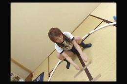 女子校生ブルマ食い込み大相撲