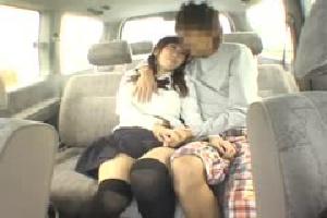 無料動画 女子校生 素人潮吹き 露出車中(車/バス/電車)