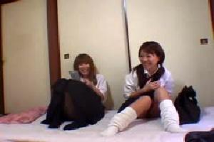 無料動画 女子校生 素人制服